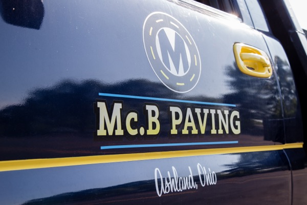 Chip and Seal | Mc. B Paving and Sealcoating