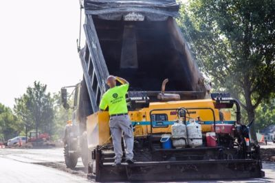 Overlay and Resurfacing | Mc. B Paving and Sealcoating