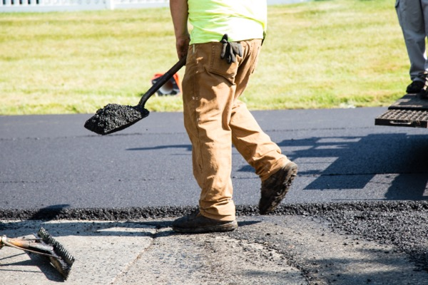 Pothole and patching repairs | Mc. B Paving and Sealcoating
